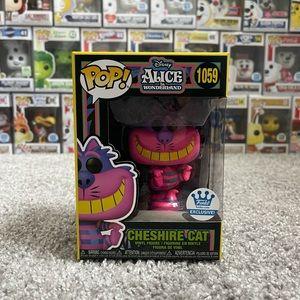 Blacklight Cheshire Cat Funko Pop